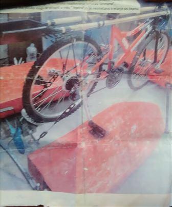 Bicikl za kopno i vodu