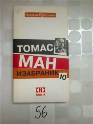 IZABRANIK - TOMAS MAN - NOVOSTI