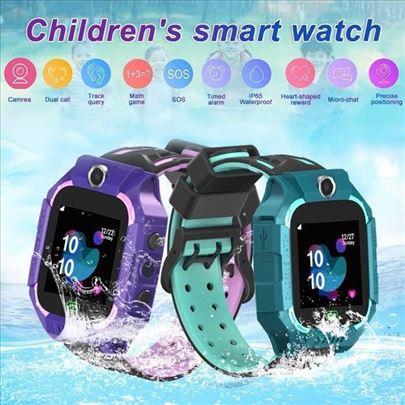 Smart sat GPS deciji pametni sat telefon Z6