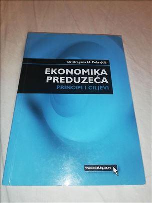 Ekonomika preduzeća, ekonomski fakultet