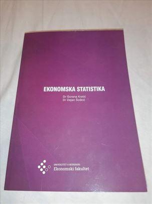 Ekonomska statistika, ekonomski fakultet