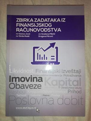 Finansijsko računovodstvo ekonomski fakultet zbirk