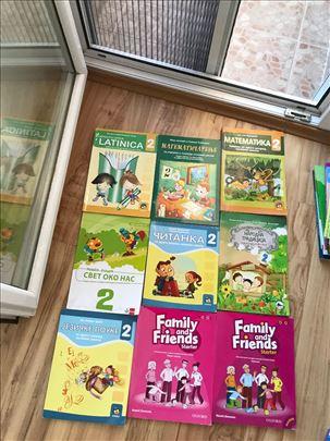 Knjige za drugi razred OŠ