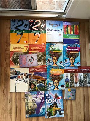 Knjige za sedmi razred OŠ