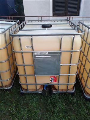 Ibc kontejneri, kace 1000l