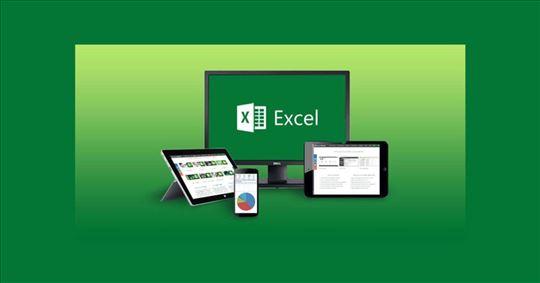Izrada pomoćnih Excel alata