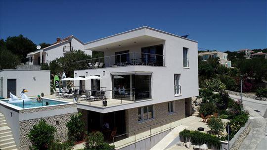 Luksuzna Villa, Hrvatska, Novalja