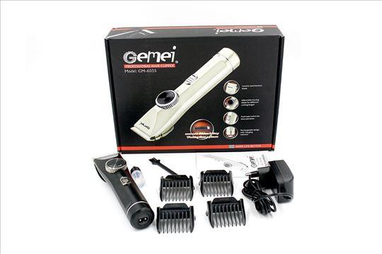 Bežična mašinica za šišanje i trimovanje Gemei 603