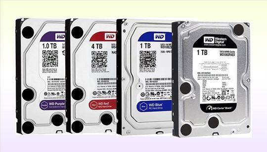 Hard diskovi prodaja