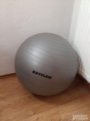 Kettler lopta za fitnes 55cm