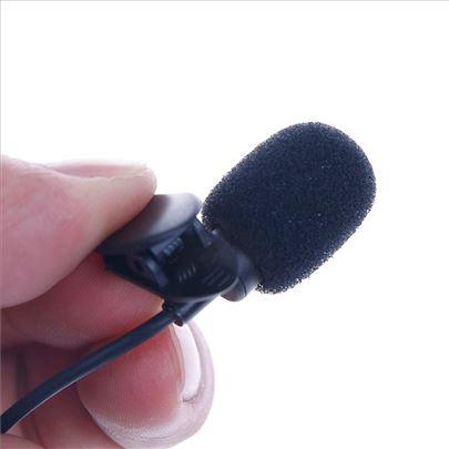 Mikrofon bubica - visokokvalitetan - Novo - Crna