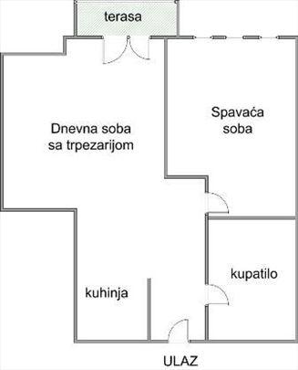 SAVADA 3, nov 2.0 luks stan