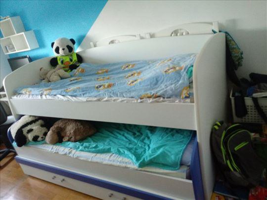 Dečiji krevet sa dušekom