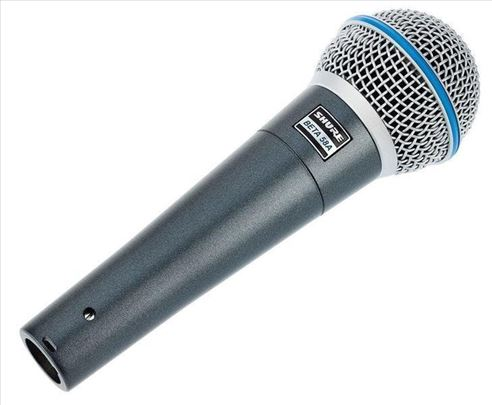 Mikrofon-Mikrofon shure beta 58