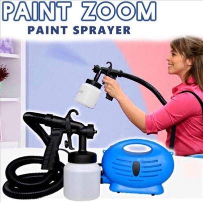 Pištolj za farbanje- kompresor za farbanje-paint