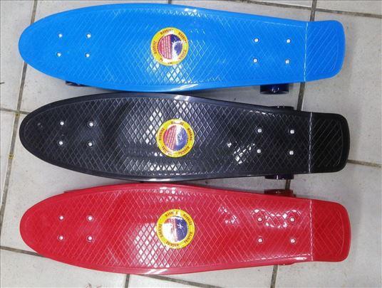 Skejtboard skejt 67 cm skejt stabilan skejt