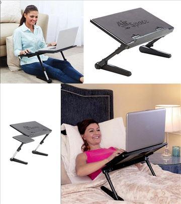 Sto za laptop-laptop sto sa kulerom-sto za laptop
