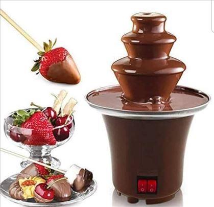 Cokoladna fontana-Cokoladna fontana