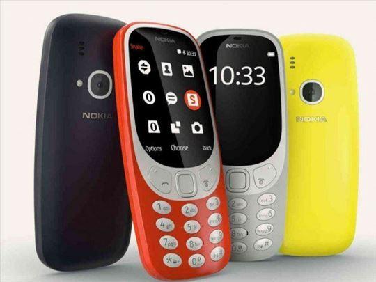 Nokia 3310 Dual sim srpski meni