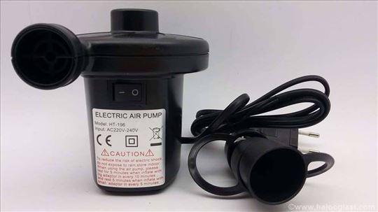 Pumpa za dušek-Elektricna pumpa za bazen dusek čam