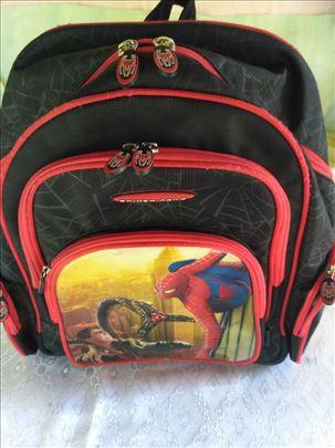 Spajdermen ranac-torba