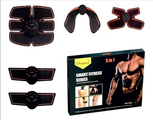 Smart Fitness 5 u 1 stimulator mišića