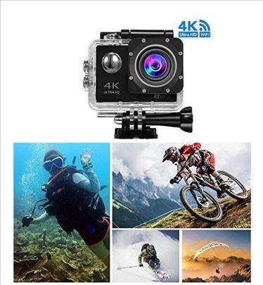 Sportska kamera 4K Ultra HD DV