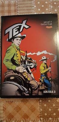 Tex knjiga br 3 Veseli Četvrtak