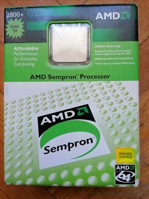 AMD Sempron Processor 2800+  Socket 754- NOVO-