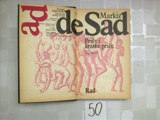 Markiz de sad - price i kratke price