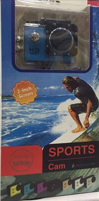 Sportska vodootporna kamera, novo