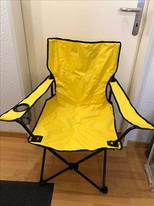 Stolica za kampovanje nova br.27,41,42 uvoz CH