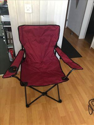 Stolica za kampovanje NOVA br.34-40 uvoz CH