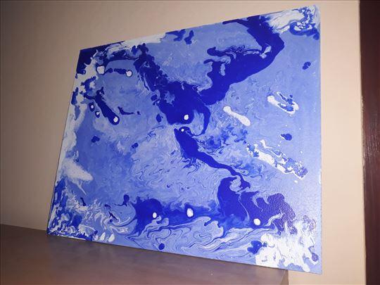 Umetnicka slika 50x40cm 2020godina