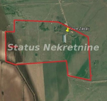 Poljoprivredno  zemljište 12ha sa objektima oko 10