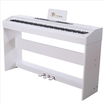 Royal KD-8815WH Električni pianino novo
