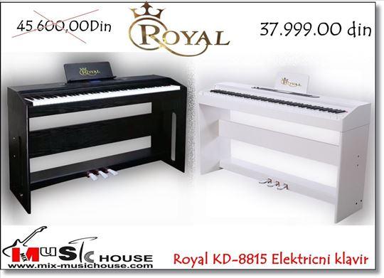 Elektricni klaviri Royal