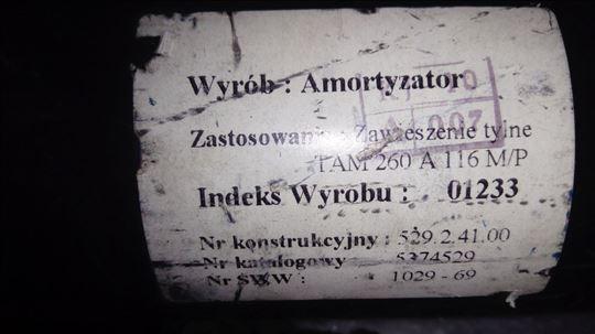 zadnji amortizer  TAM 260A