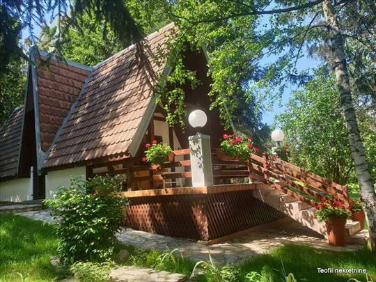 ETNO SELO-Garaške breze, 300 m2 na 47 ari