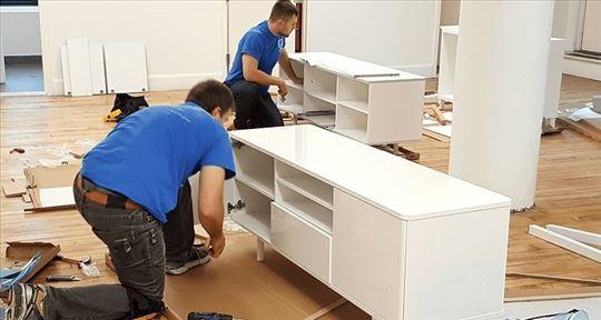 Montaža, demontaža nameštaja i kućne popravke