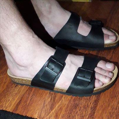Sandale kožne H&M broj 44 nove