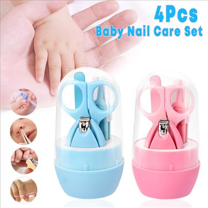 Set za nokte za bebe