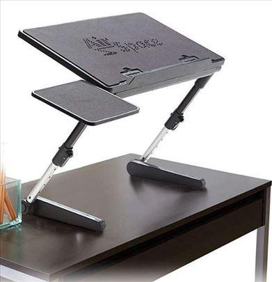 Airspace podesivi sklopivi sto za laptop