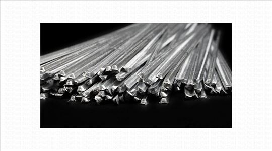 Elektrode lemljenje varenje aluminijuma