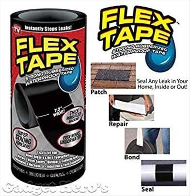 Flex tape veća vodootporna traka