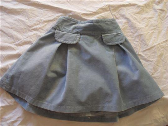 MIini suknja Loredana do 140cm