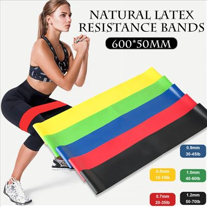 Pojas za otpor vežbanju za fitnes jogu