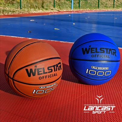Welstar lopta za košarku