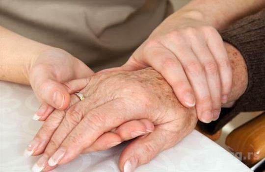 Čuvanje starije osobe