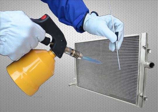 elektrode za lemljenje aluminijumskih hladnjaci